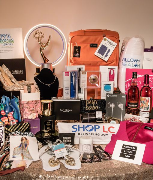 Win It! A Gift Bag from the Daytime Emmys Golden Gifting Suite