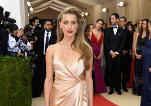 Amber Heard Is Reportedly Dating Heidi Klum's Ex