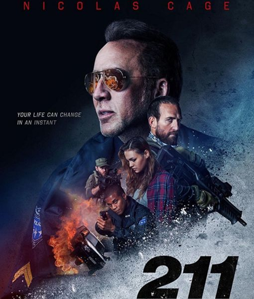 Exclusive Clip! See Nicolas Cage Lose His Cool in New Movie '211'