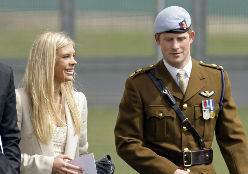 Details on Prince Harry's Emotional Conversation with Ex-GF Before Royal Wedding