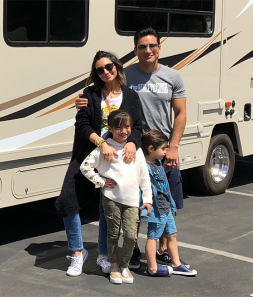 Go RVing! Mario Lopez's Fun Family Roadtrip to Santa Barbara