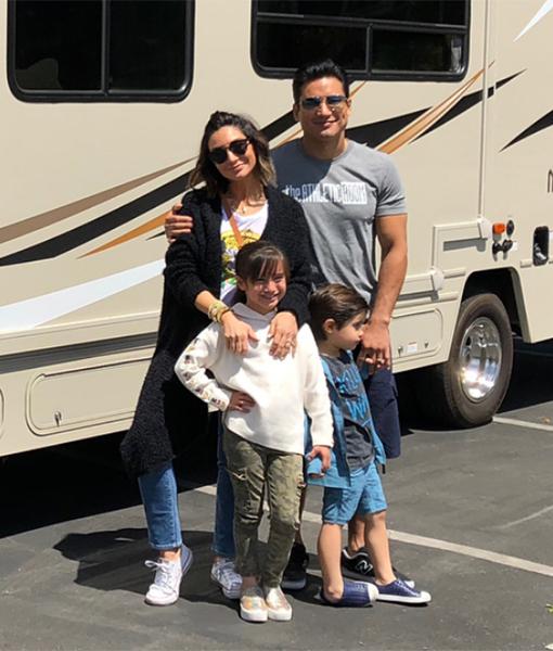 Go RVing! Mario Lopez's Fun Family Roadtrip to Santa Barbara
