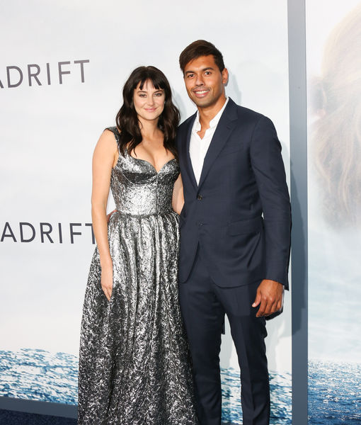 Shailene Woodley & Ben Volavola Make Red-Carpet Debut
