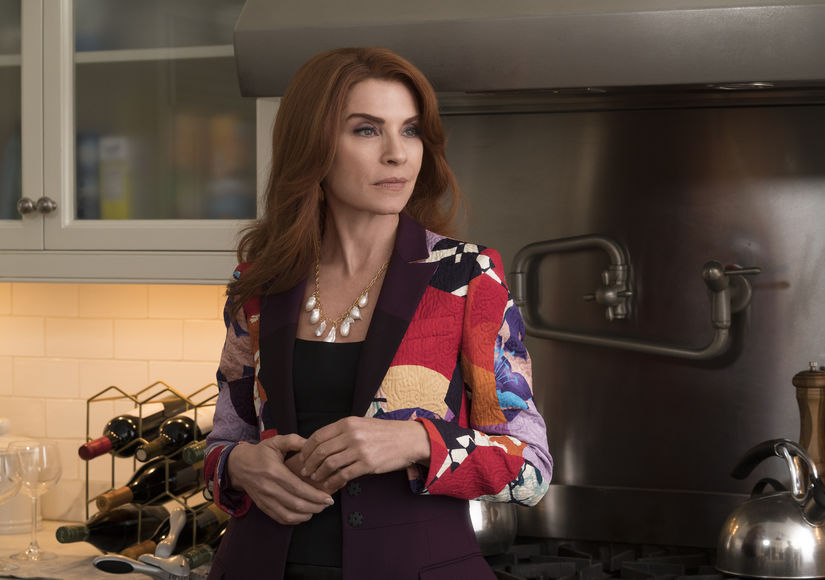 Julianna Margulies on Playing Mean Girl Magazine Editor Kitty Montgomery on 'Dietland'