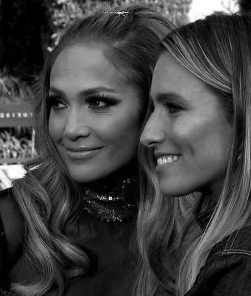 'Extra' Goes Behind the Scenes with Jennifer Lopez on 'Dinero' Set