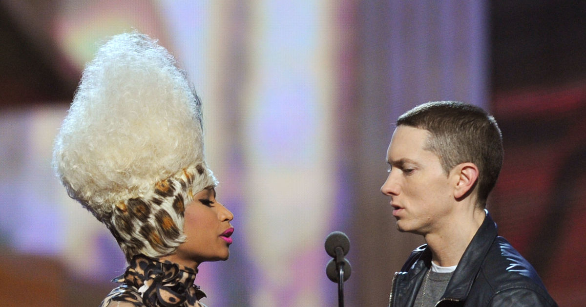 Who was nicki minaj dating before she moved to florida