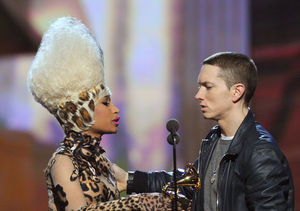 Nicki Minaj Confirms She Is Dating Eminem?