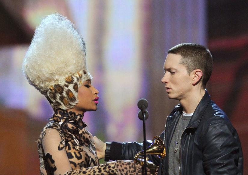 Nicki Minaj Confirms She Is Dating Eminem?