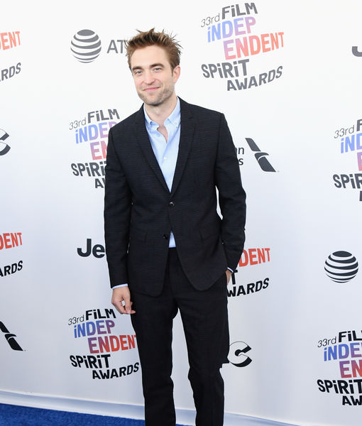 Couple Alert? Robert Pattinson Caught Kissing Bradley Cooper's Ex-GF