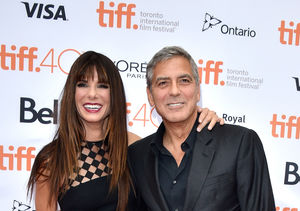 Sandra Bullock on George Clooney's 'Ocean's 8' Wish