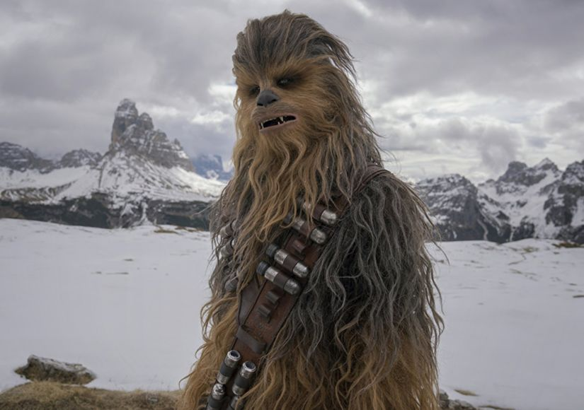 'Solo' Confessions from the Set of the New 'Star Wars' Movie