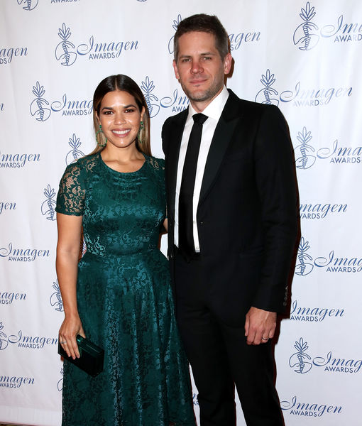 First Pic! America Ferrera Welcomes Baby #2