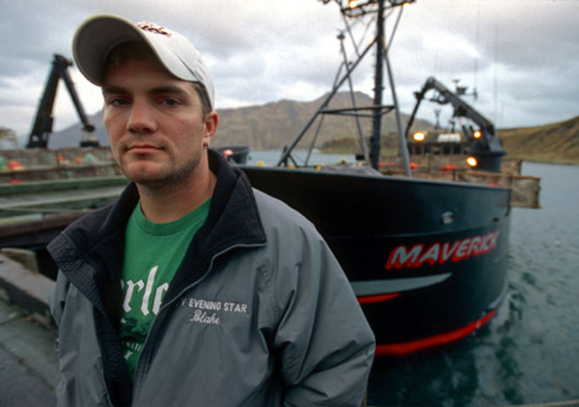 'Deadliest Catch' Star Blake Painter Found Dead