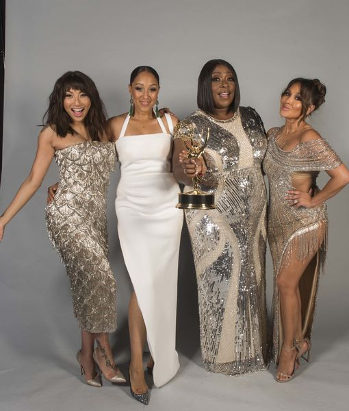 'The Real' Ladies Explain Why They Didn't Shower After Emmy Win