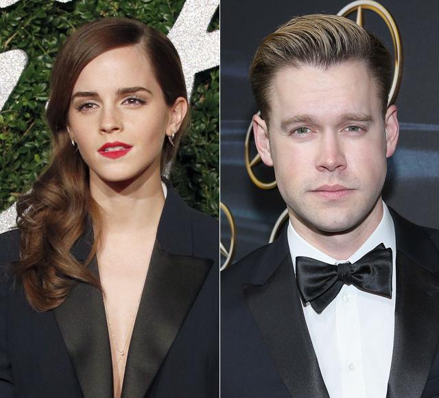 Emma Watson & Chord Overstreet Split | ExtraTV.com