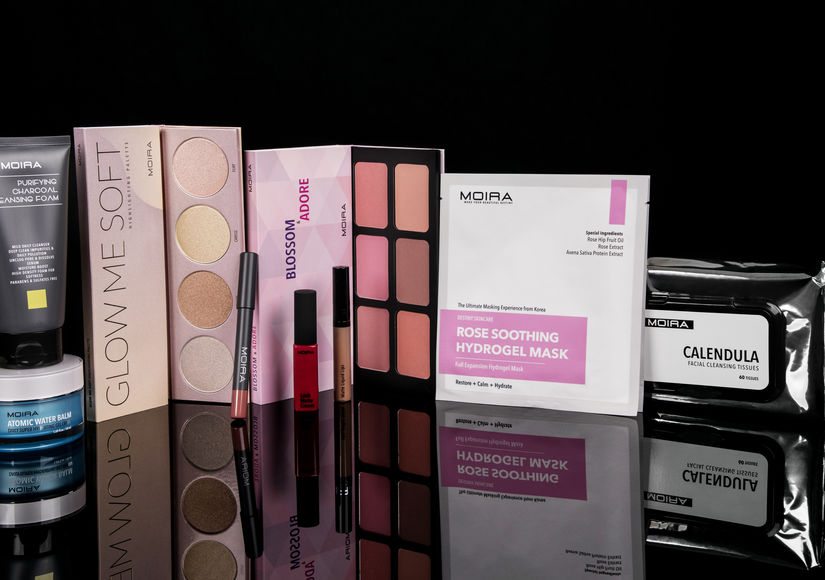 Win It! A Beauty Bag from Moira Cosmetics