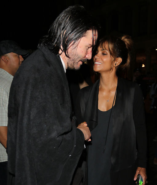 Is Halle Berry Dating Keanu Reeves?!