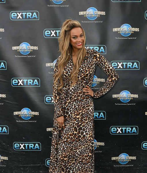 Tyra Banks Gives Cute Update on Son York