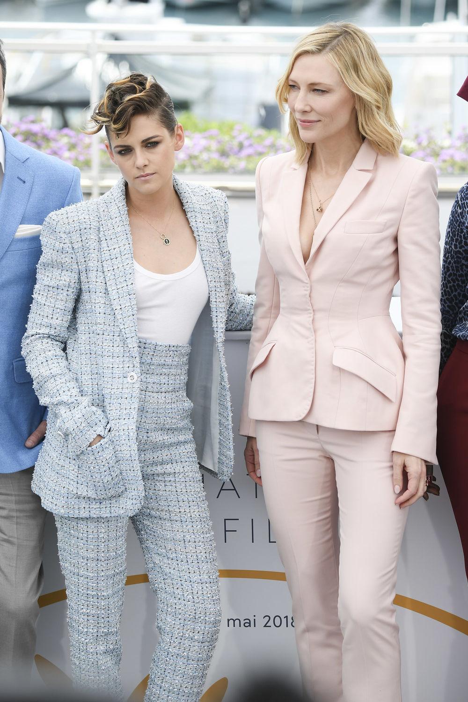 Power Suits | ExtraTV.com
