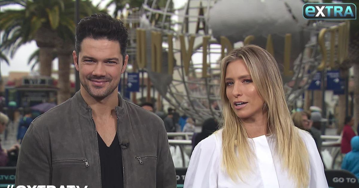 See Again Julian And Alexis Talk Dating On General Hospital