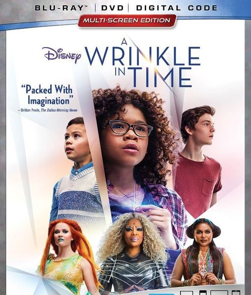 Win It! 'A Wrinkle in Time' on Blu-ray and DVD