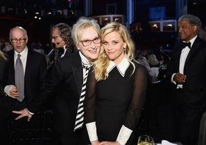 Rumor Bust! Reese Witherspoon & Meryl Streep Not Feuding