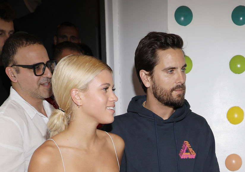 Sofia Richie Breaks It Off with Scott Disick