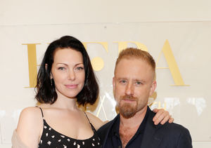 Ben Foster & Laura Prepon: Just Married!