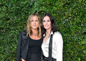 Jennifer Aniston & Courteney Cox's Private Plane Makes…