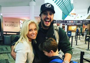 Luke Bryan's Kids Are Hearing Funny Stories About Him from Friends' Parents