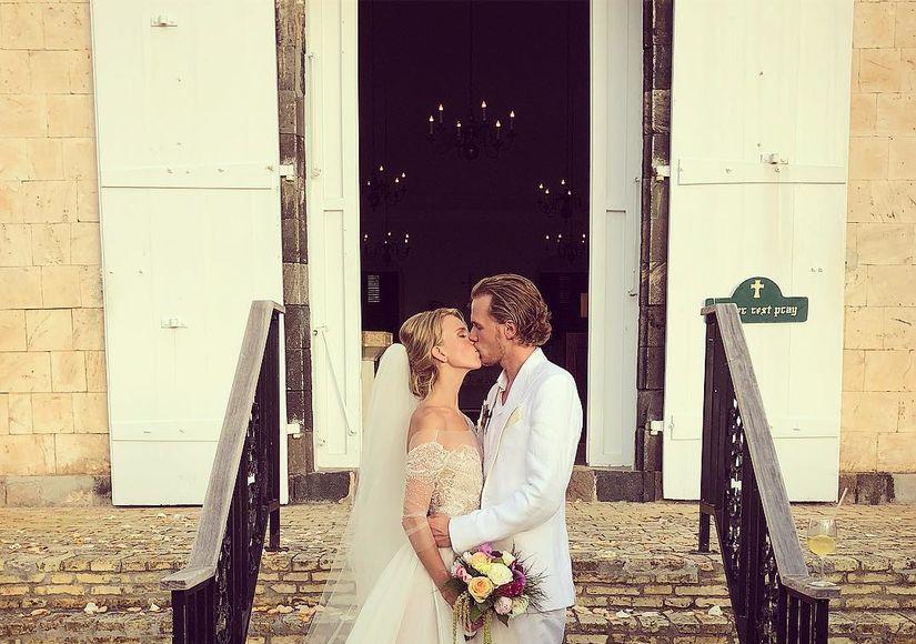 Wedding Pics! Barron Hilton Marries Tessa Gräfin von Walderdorff