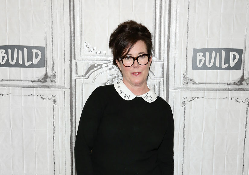 Kate Spade's Dad Dies Before Her Funeral