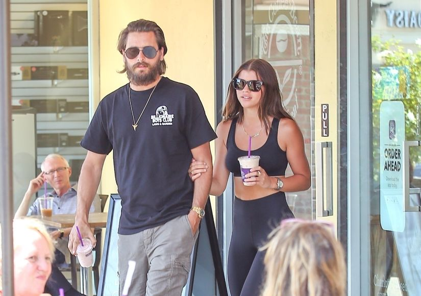 are sofia richie and scott disick still together