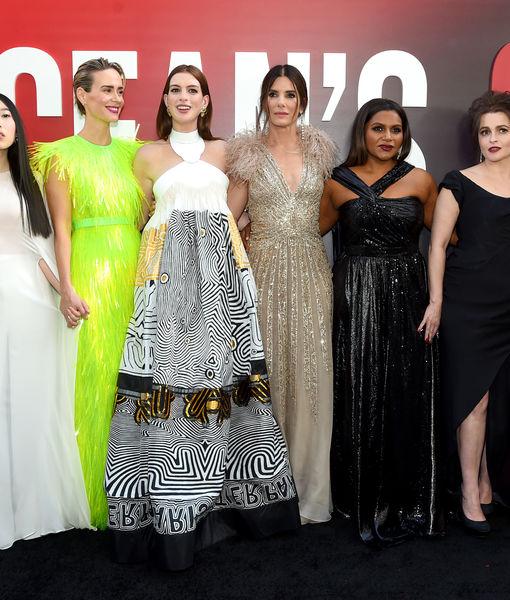 Sandra Bullock on Bonding with All-Female 'Ocean's 8' Cast