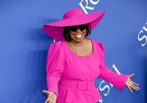 Whoopi Goldberg Reveals Her CFDA Fashion Secret