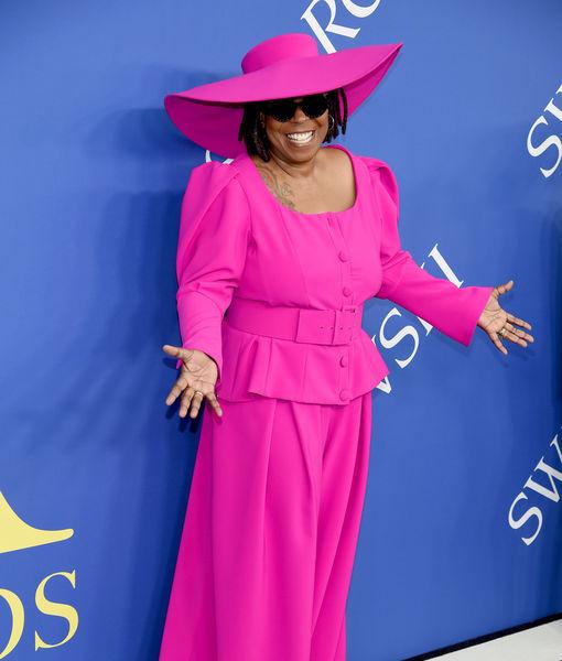 Whoopi Goldberg Reveals Her CFDA Fashion Secret
