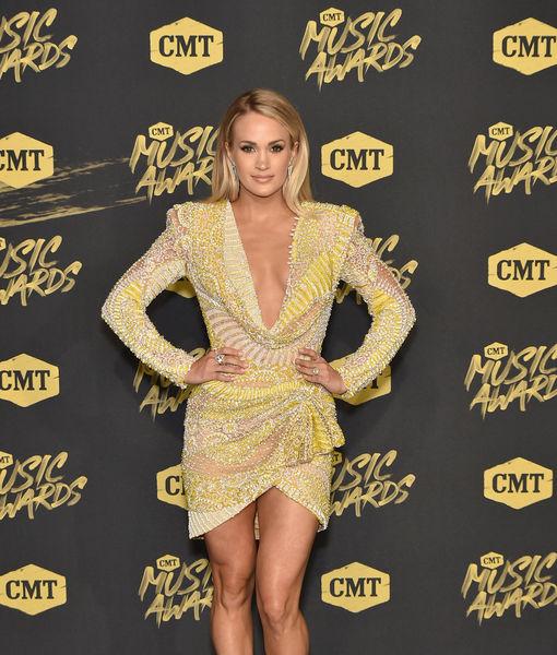 Pics! Stars at CMT Music Awards 2018