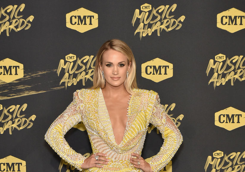 Pics! Stars at CMT Music Awards 2018