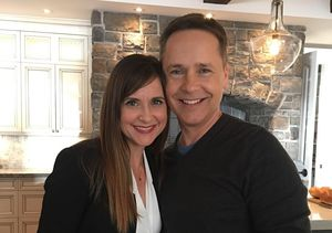 Kellie Martin & Chad Lowe Talk Potential 'Life Goes On'…
