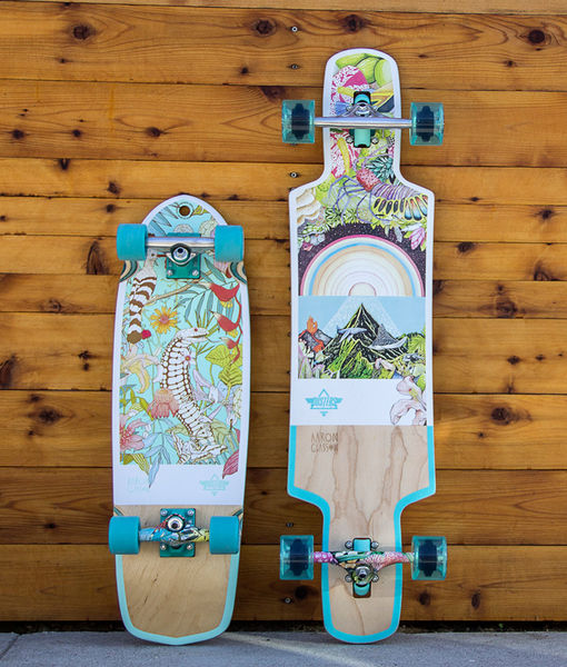 Win It! A Dusters California Longboard