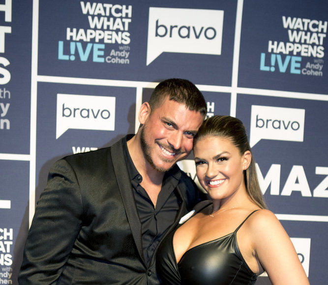 'Vanderpump Rules' Stars Jax Taylor & Brittany Cartwright Tie the Knot