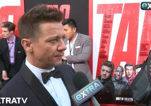 Jeremy Renner & Jon Hamm on Their Recent Experience as Wedding Crashers