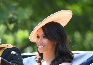 Meghan Markle's Buckingham Balcony Debut!
