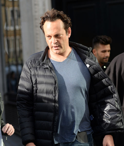 Vince Vaughn Arrested — See the Mug Shot
