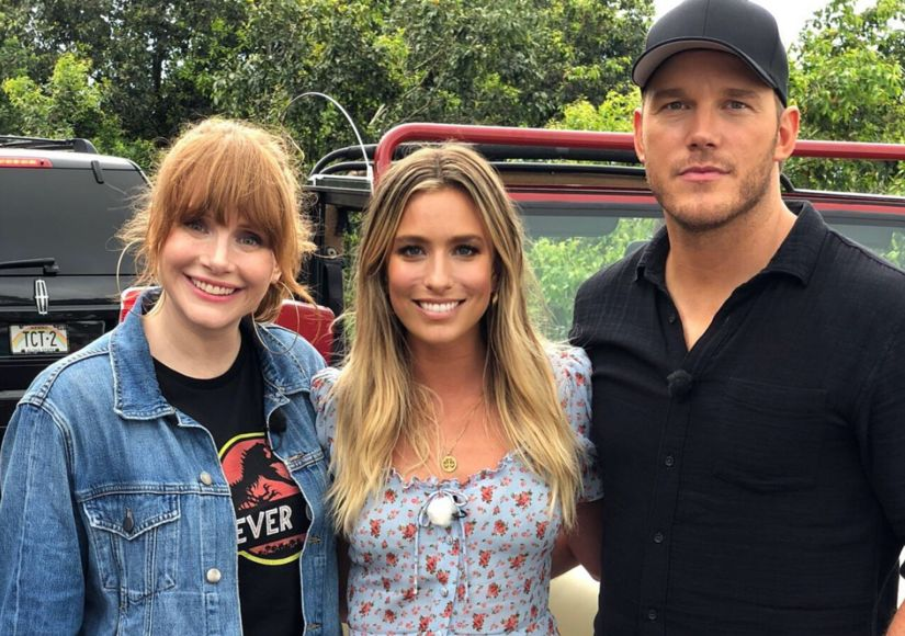 Bryce Dallas Howard Reveals the Parenting Tip She Learned from 'Jurassic'…