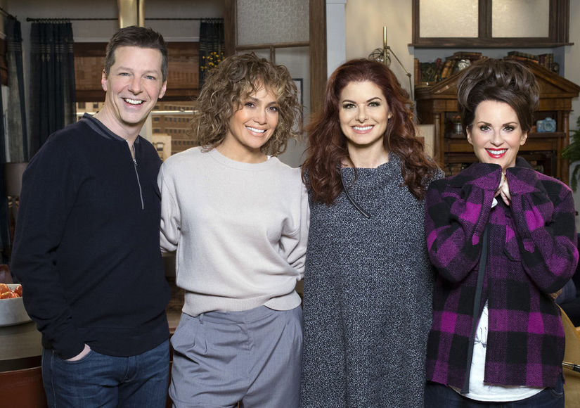 Will Jennifer Lopez Return for Another 'Will & Grace' Episode?