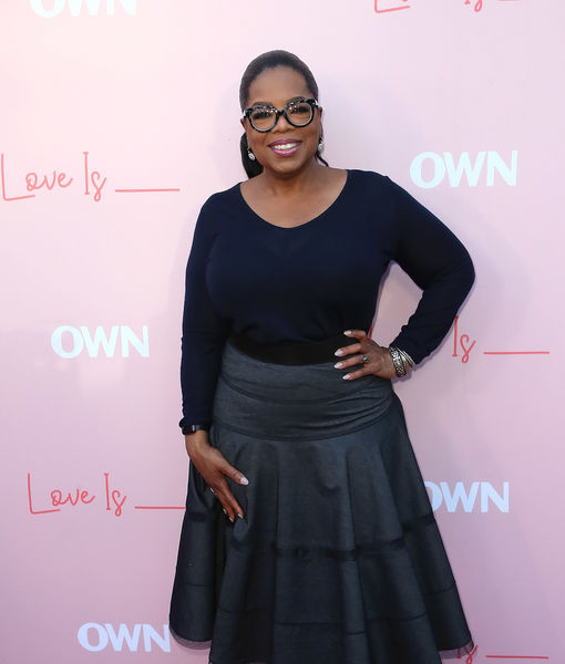 Oprah Winfrey on Love, Plus: The Recent Celebrity Suicides