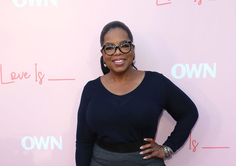 Oprah Winfrey on Love, Plus: The Recent Celebrity Suicides