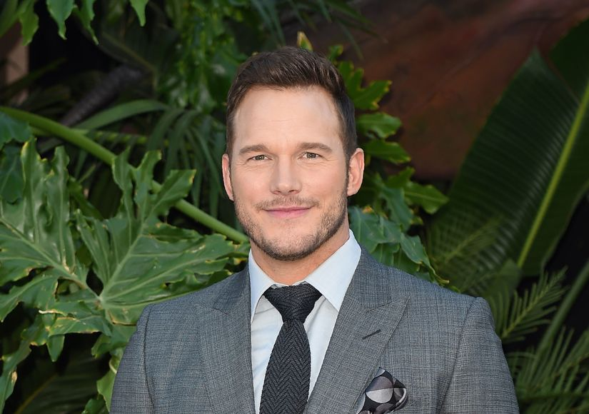 Chris Pratt Spotted on Date with A-Listers' Daughter