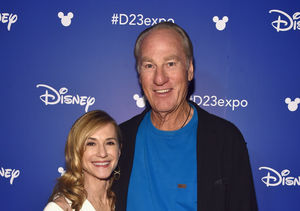 Craig T. Nelson & Holly Hunter Met After Filming 'Incredibles 2'